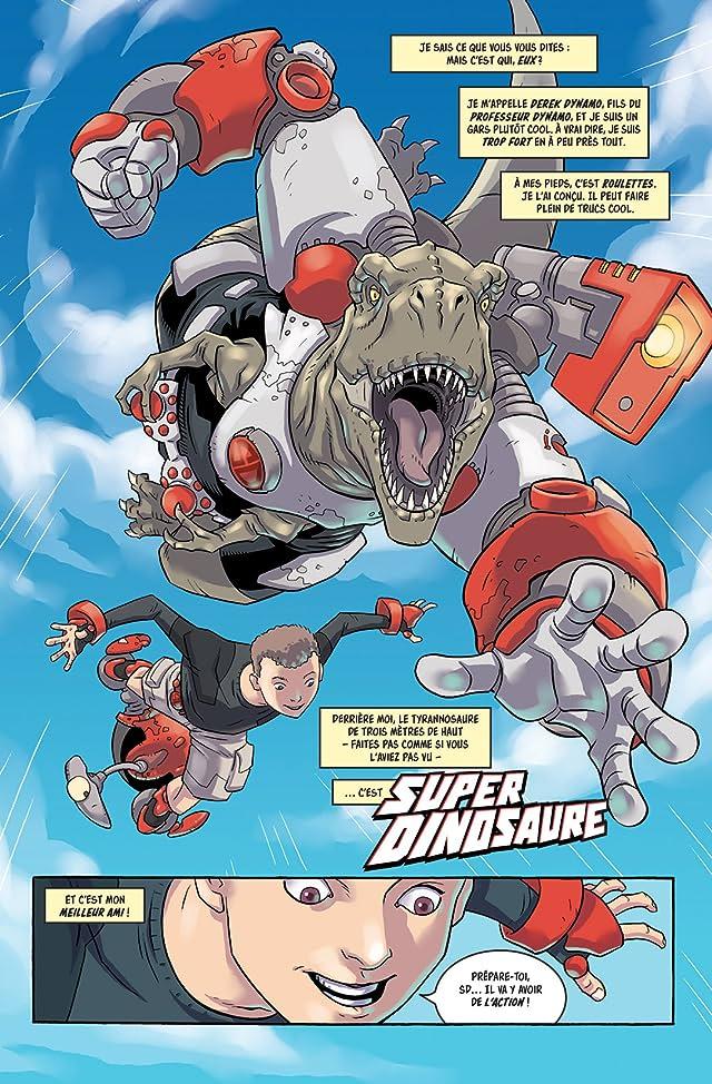 Super dinosaure Vol. 1