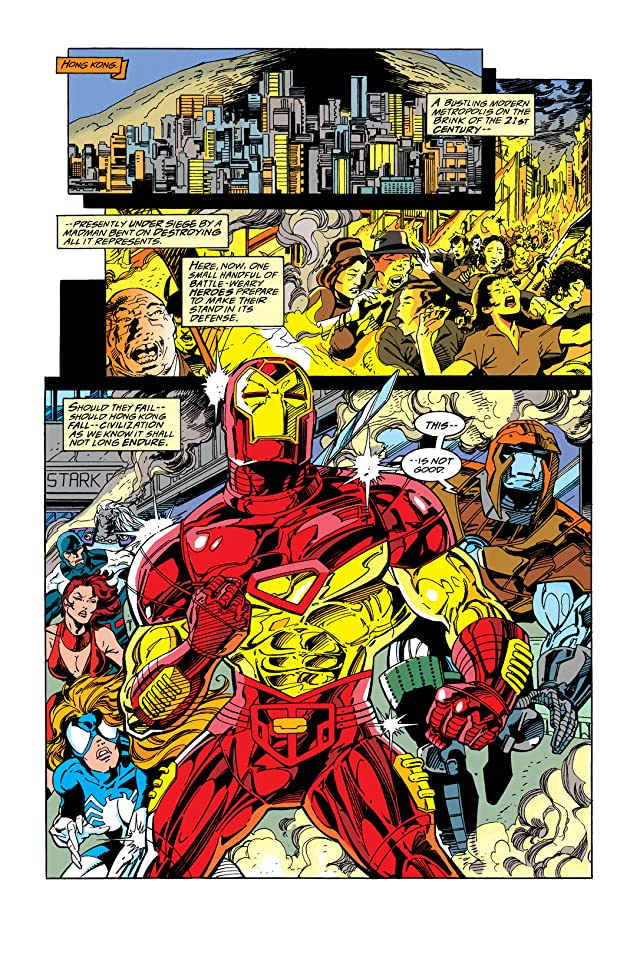 click for super-sized previews of Iron Man (1968-1996) #312