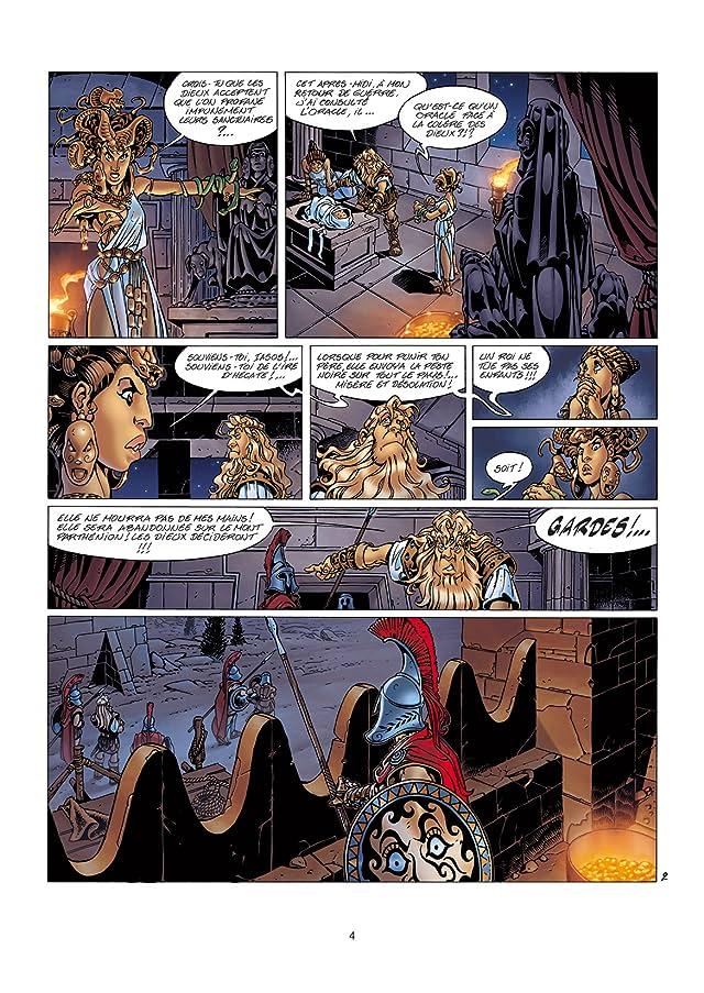 click for super-sized previews of Atalante Vol. 1: Le pacte