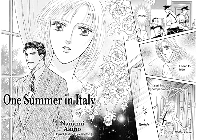 click for super-sized previews of One Summer in Italy...: Preview