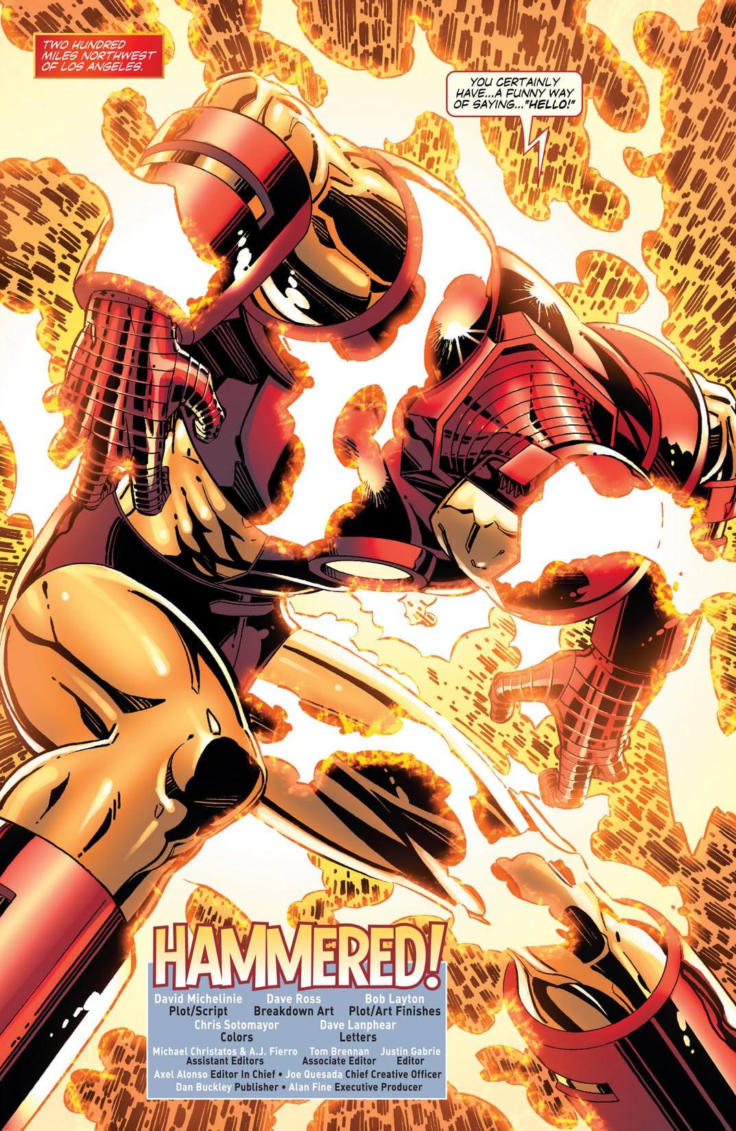 Iron Man (2013) #258.3