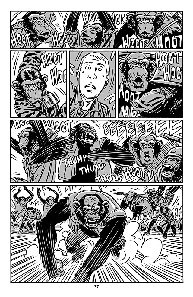 click for super-sized previews of Guerillas #2 (of 9)