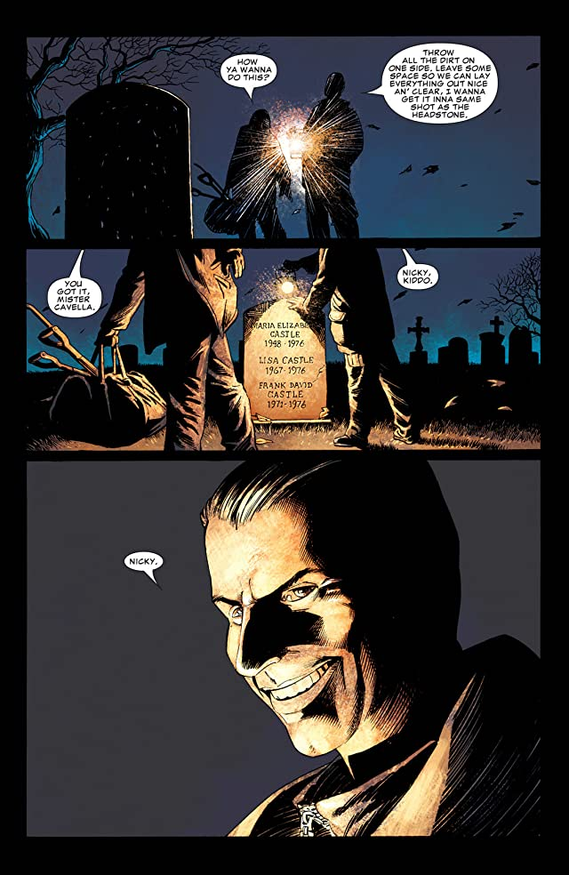 click for super-sized previews of The Punisher (2004-2008) #19
