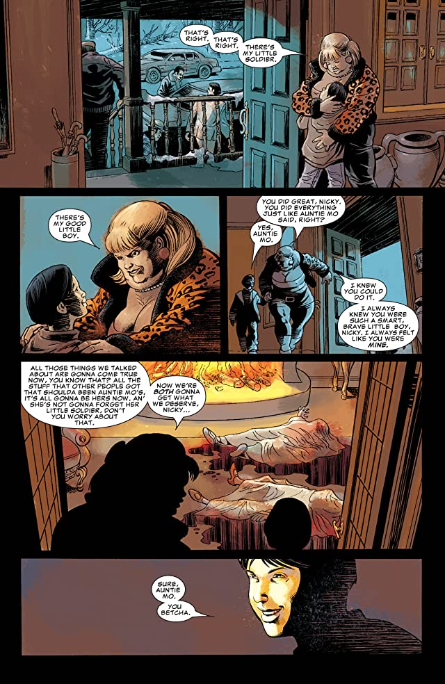 click for super-sized previews of The Punisher (2004-2008) #20