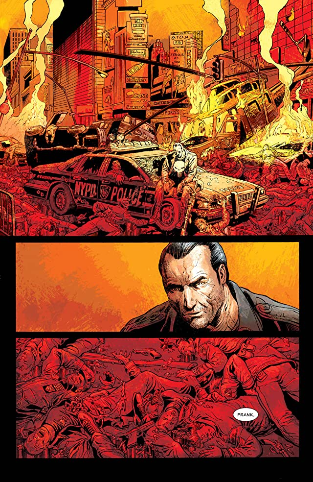 The Punisher (2004-2008) #22