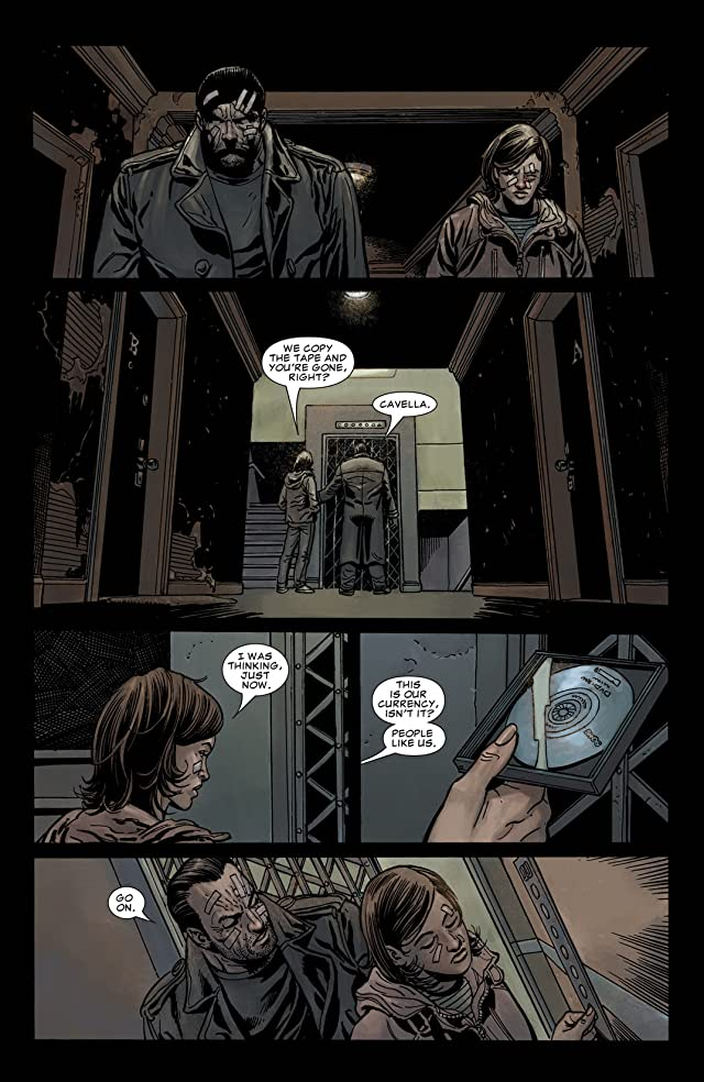 click for super-sized previews of The Punisher (2004-2008) #24