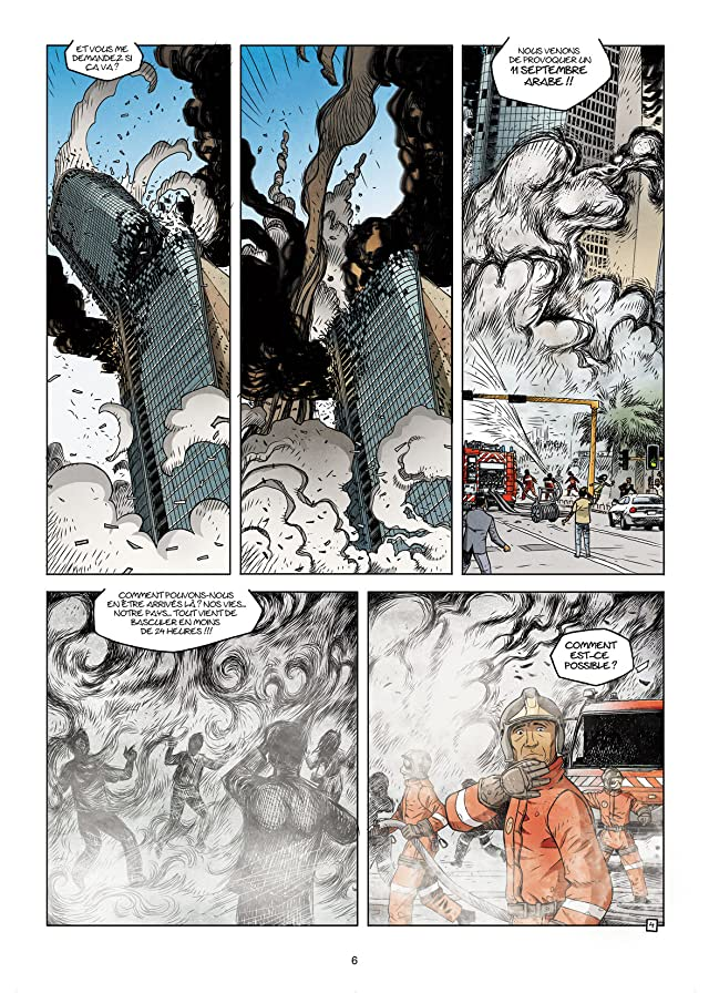 click for super-sized previews of CIA Le Cycle de la Peur Vol. 3: La dernière minute