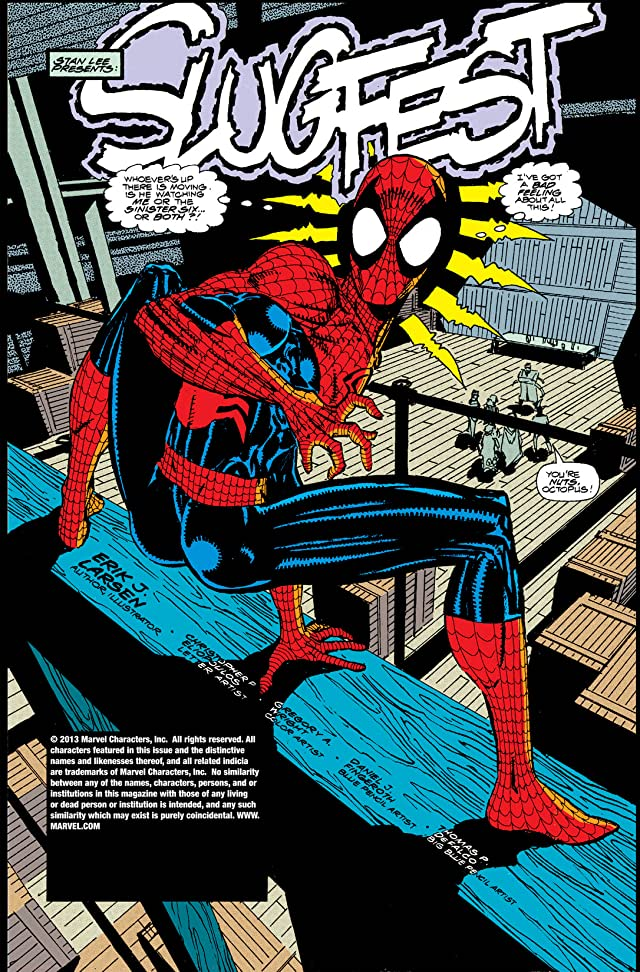 click for super-sized previews of Spider-Man (1990-1998) #19