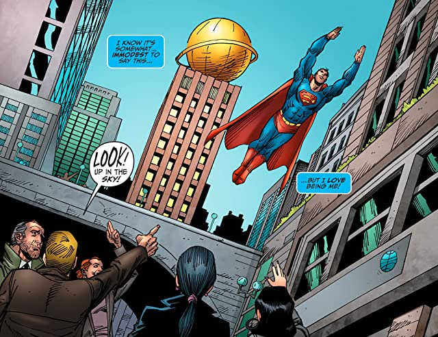 click for super-sized previews of Adventures of Superman (2013-2014) #4