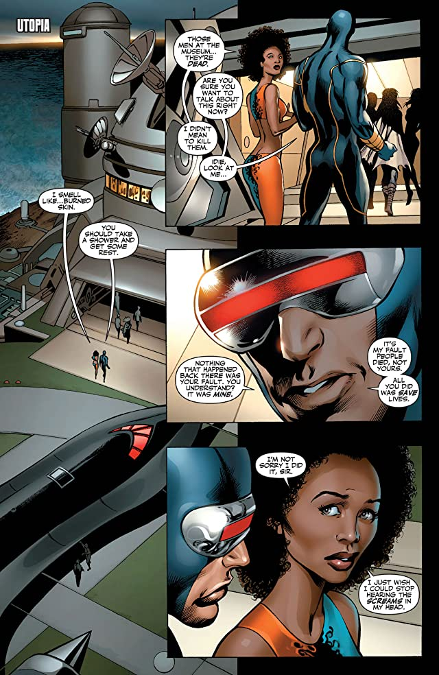 click for super-sized previews of X-Men: Schism #4