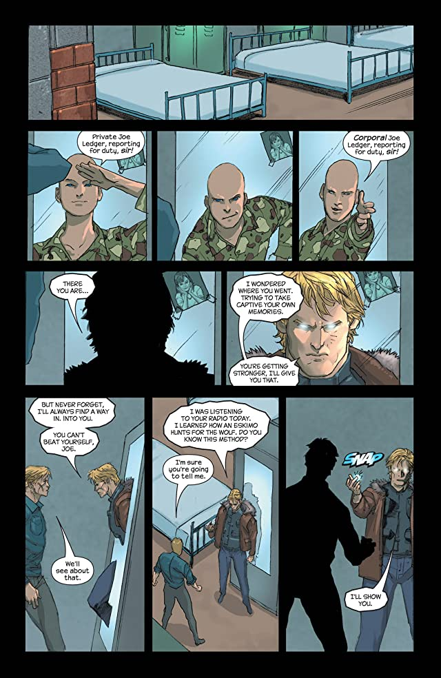 click for super-sized previews of Doctor Spectrum #3