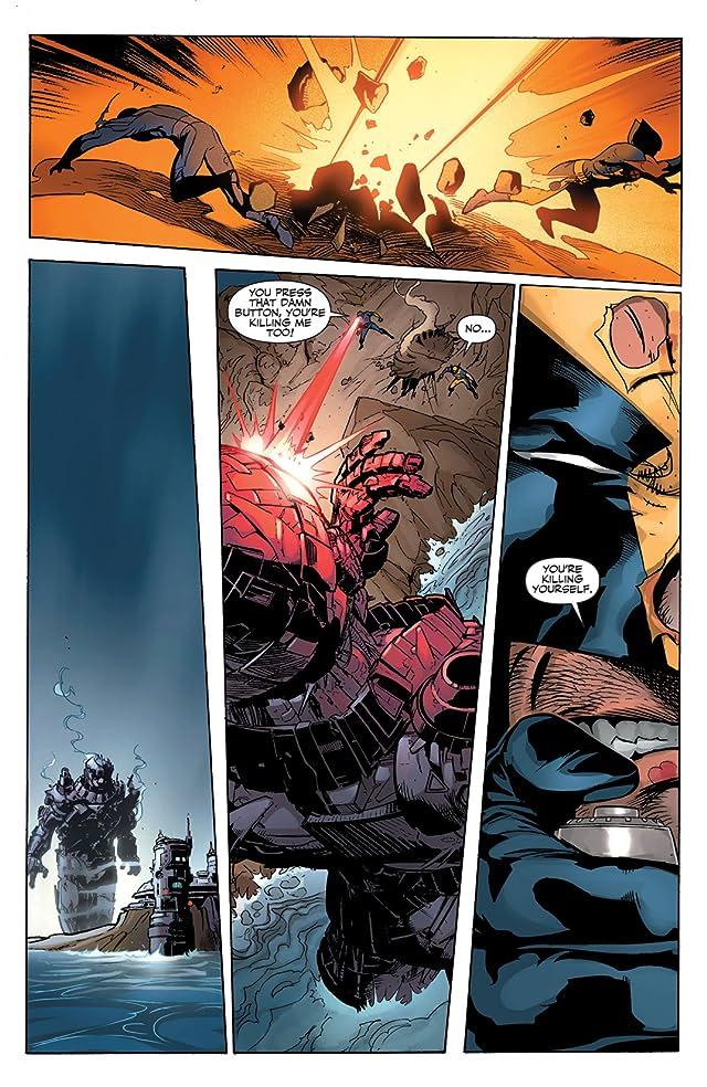 X-Men: Schism #5 (of 5)