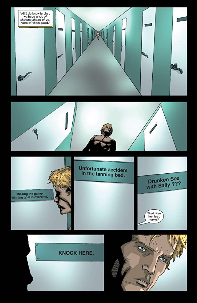 click for super-sized previews of Doctor Spectrum #4