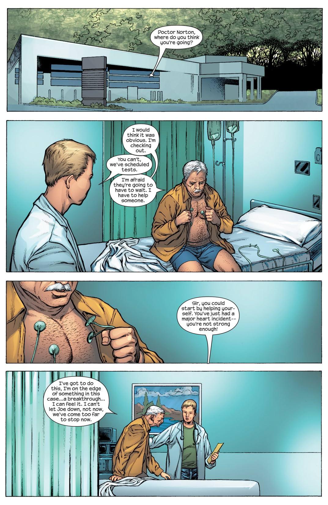 Doctor Spectrum #5 (of 6)