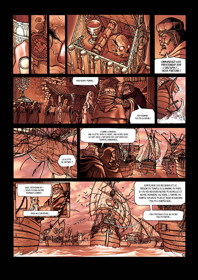Cross Fire Vol. 1: Opération Judas