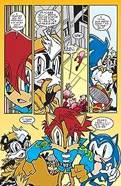 Sonic the Hedgehog #89