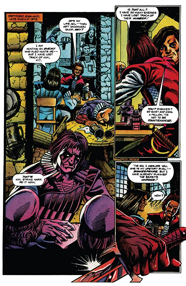 click for super-sized previews of Eternal Warrior (1992-1996) #30