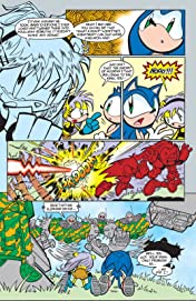 Sonic the Hedgehog #90