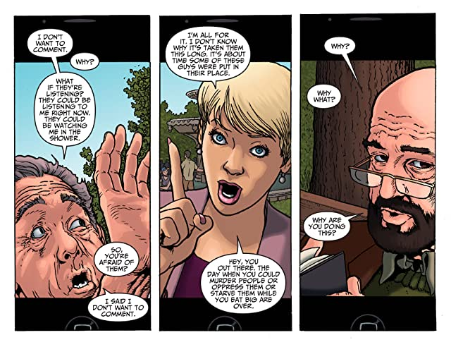 click for super-sized previews of Injustice: Gods Among Us (2013) #19