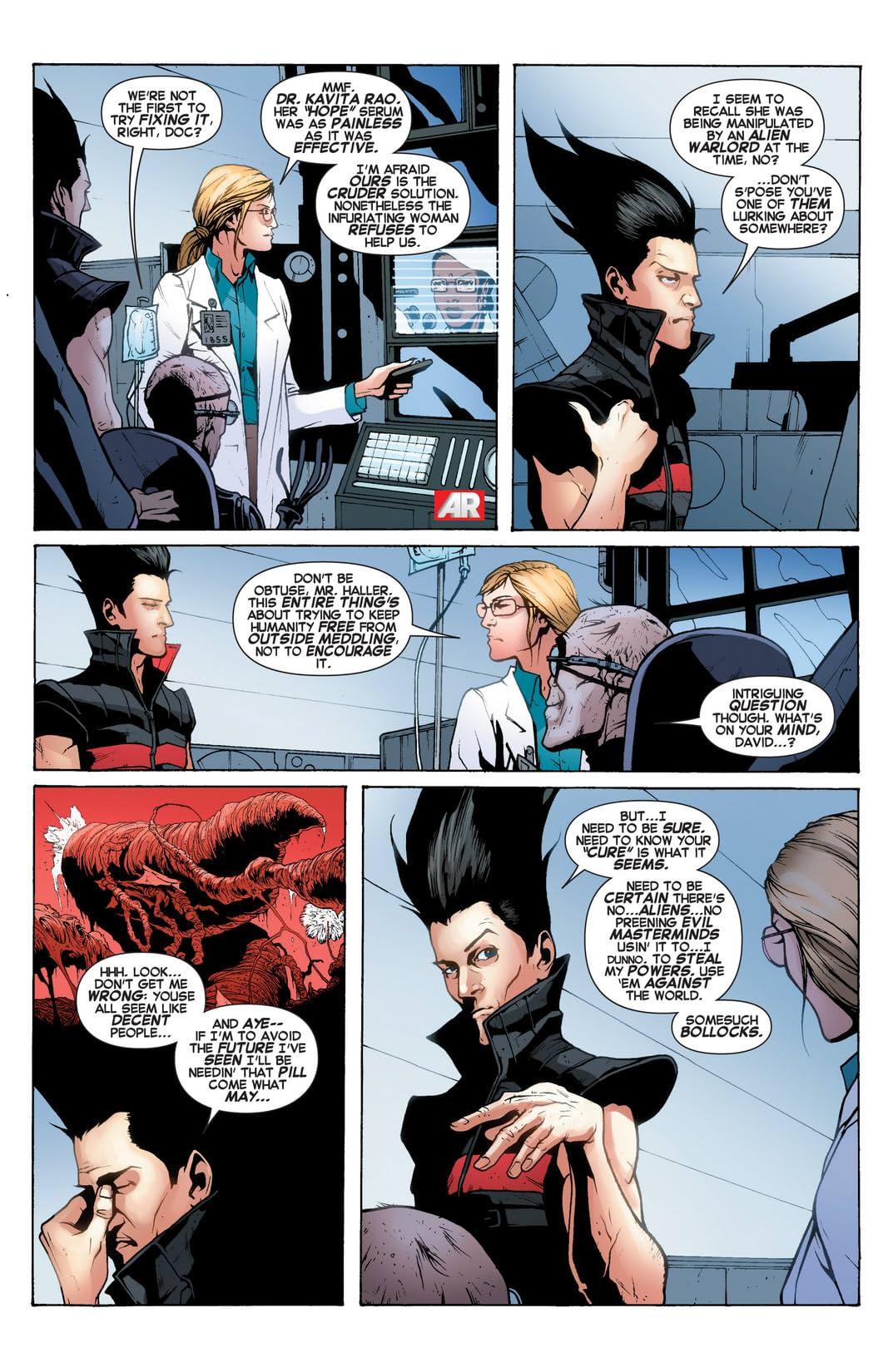 X-Men: Legacy (2012-2014) #11