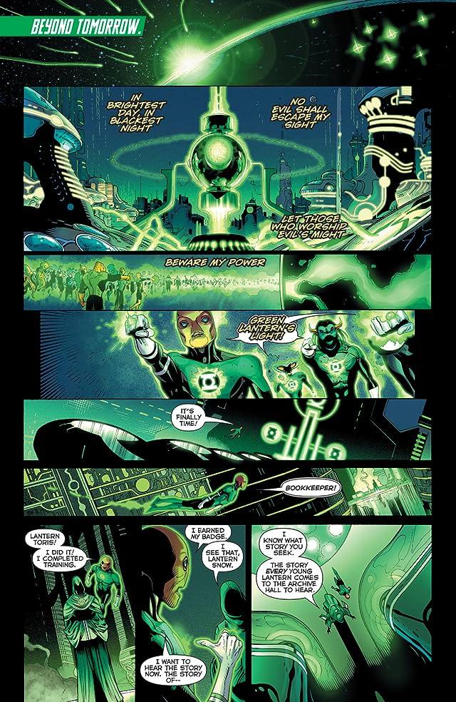 Green Lantern (2011-) #20