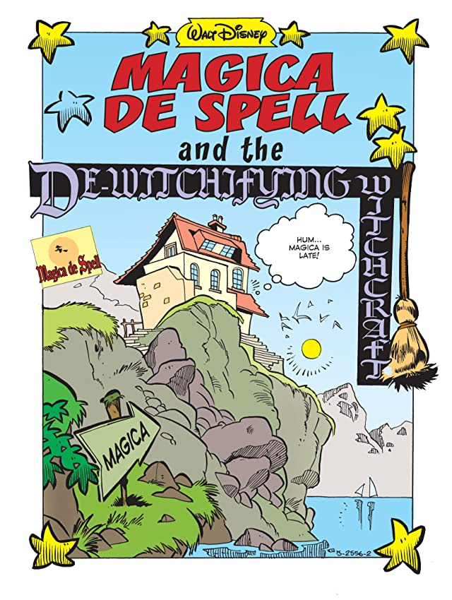 click for super-sized previews of Magica De Spell and the De-Witchifyng Witchcraft