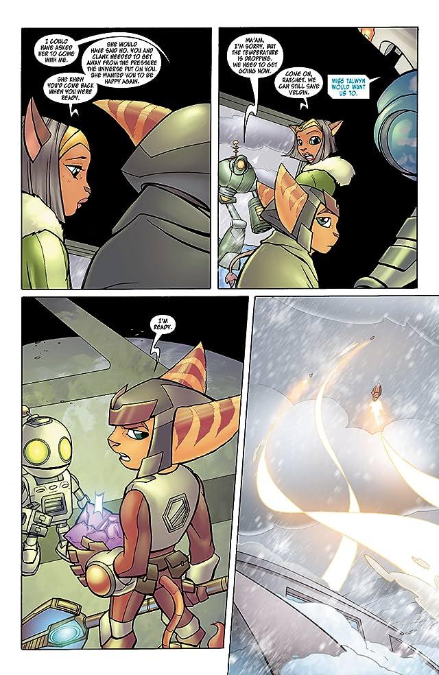 Ratchet & Clank #6 (of 6)