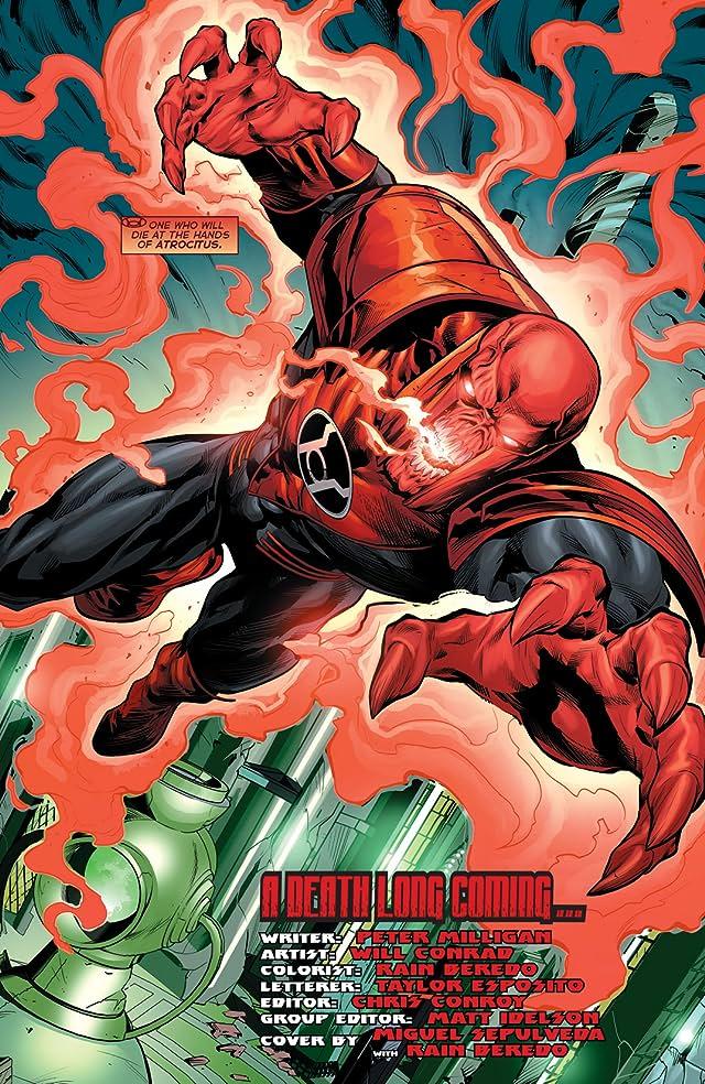 Red Lanterns (2011-2015) #20