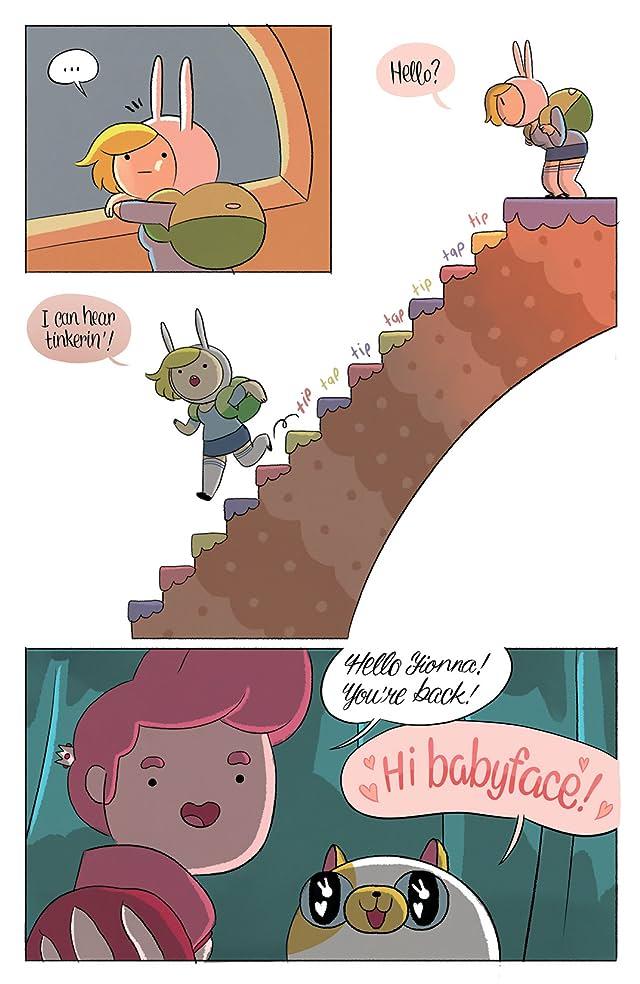Adventure Time: Fionna & Cake #5 (of 6)