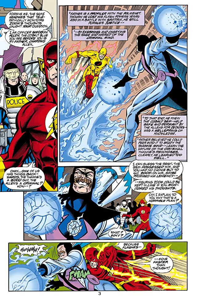 click for super-sized previews of The Flash (1987-2009) #147
