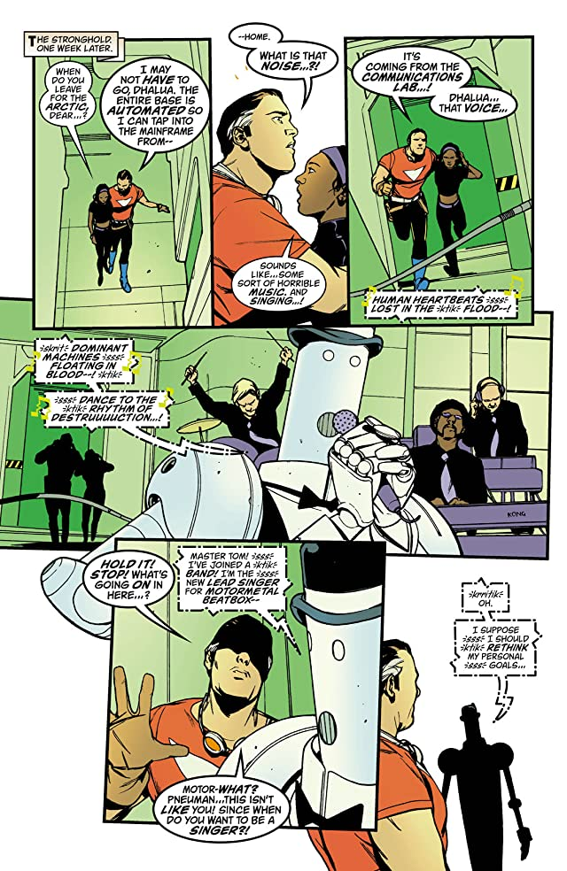 click for super-sized previews of Tom Strong #33