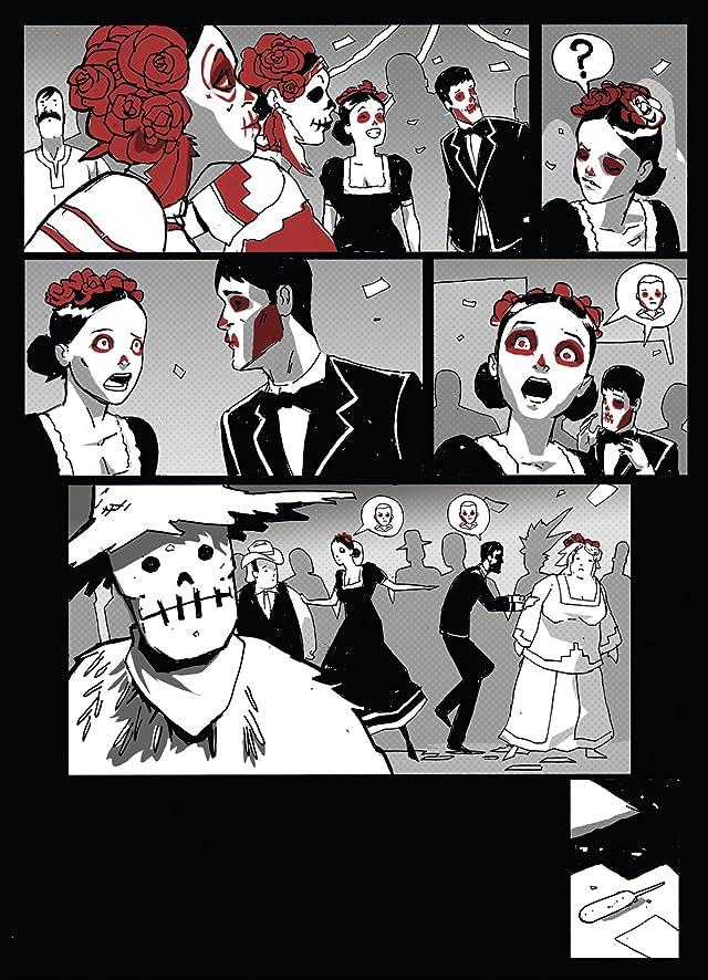 Dia De Los Muertos #3 (of 3)