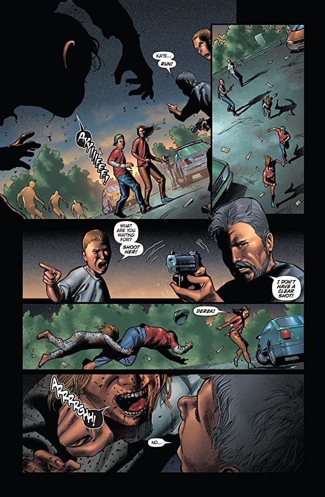 click for super-sized previews of Dead Reckoning Vol. 1: Contagion #3