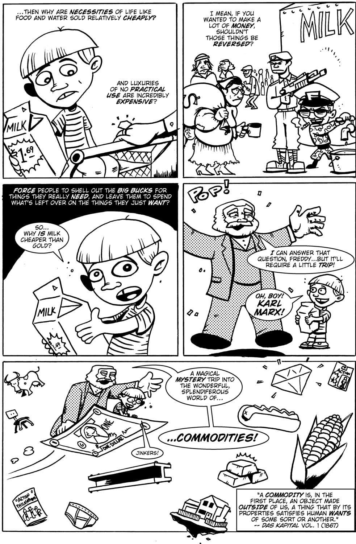 Action Philosophers #6: Marx & Nietzsche!
