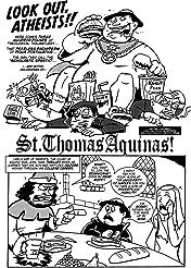 Action Philosophers #3: St. Augustine & St. Thomas Aquinas!