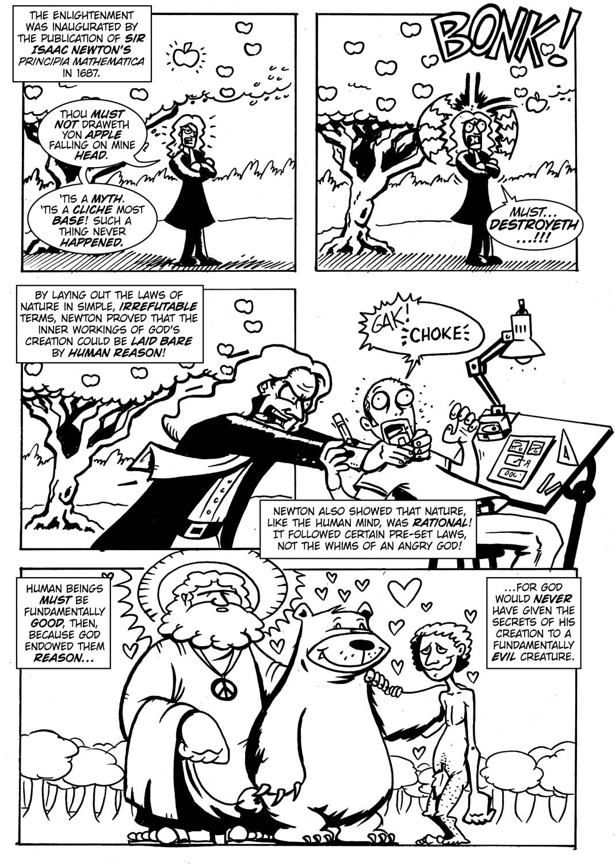 Action Philosophers #7: Machiavelli & Thomas Jefferson!