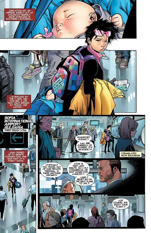 X-Men (2013-2015) #1