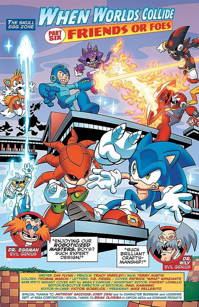 Sonic the Hedgehog #249