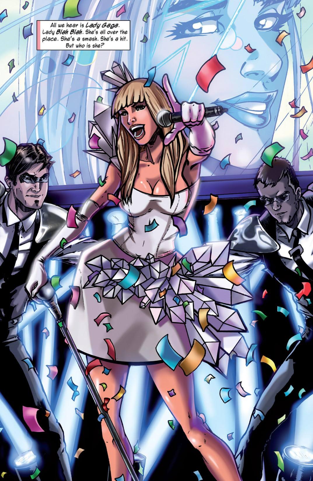 Fame: Lady Gaga #2