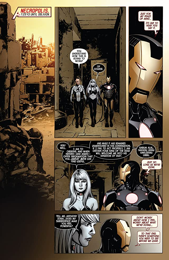 click for super-sized previews of New Avengers (2013-2015) #6