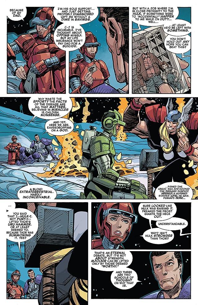 Indestructible Hulk #8