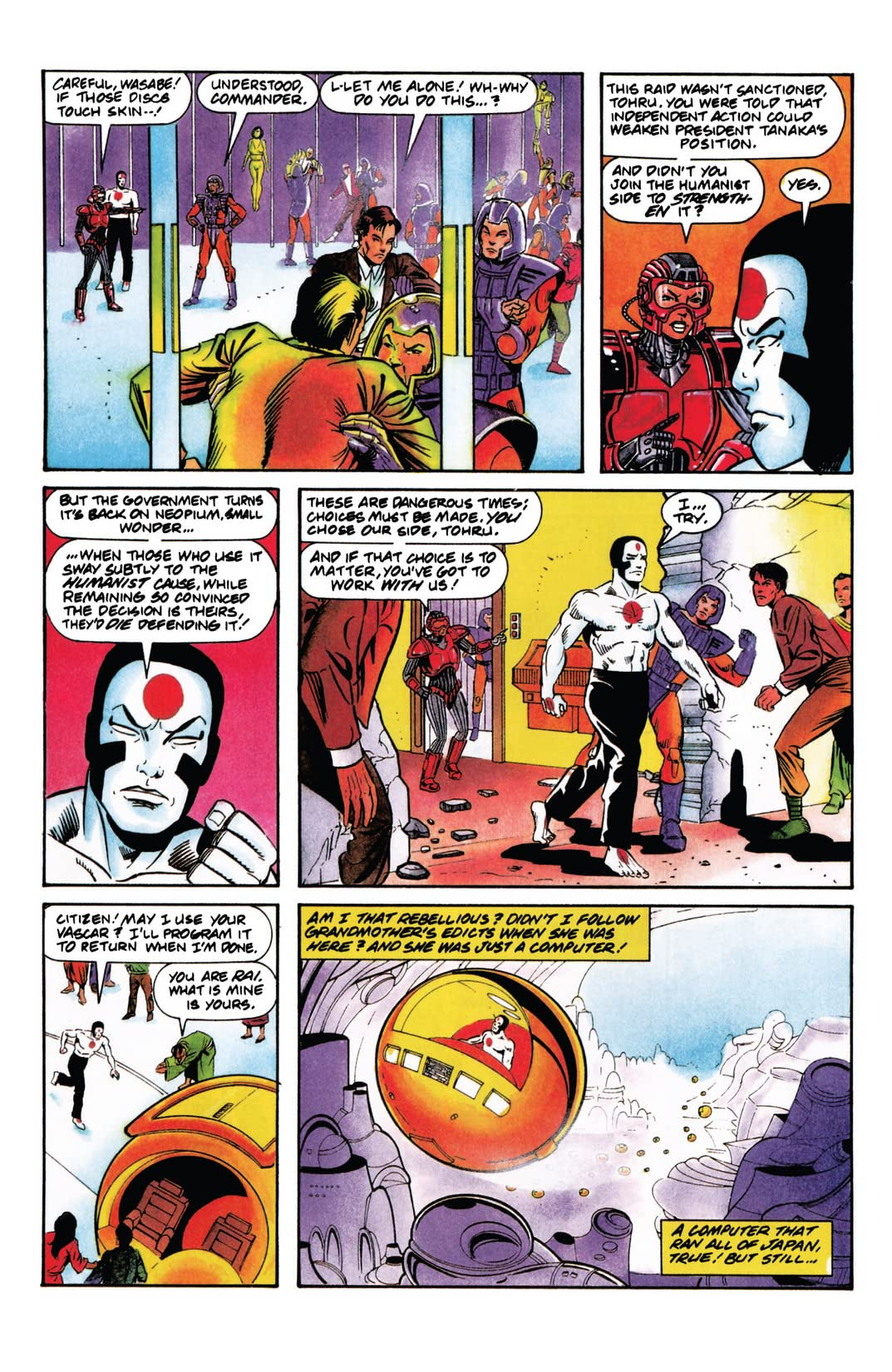 Rai (1992-1995) #2
