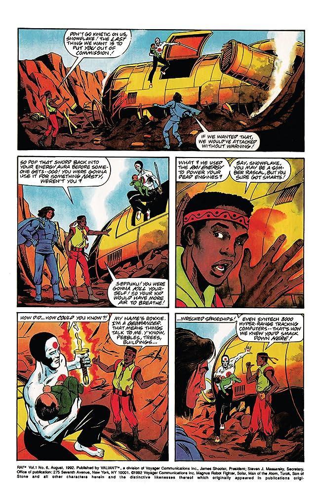 Rai (1992-1995) #6