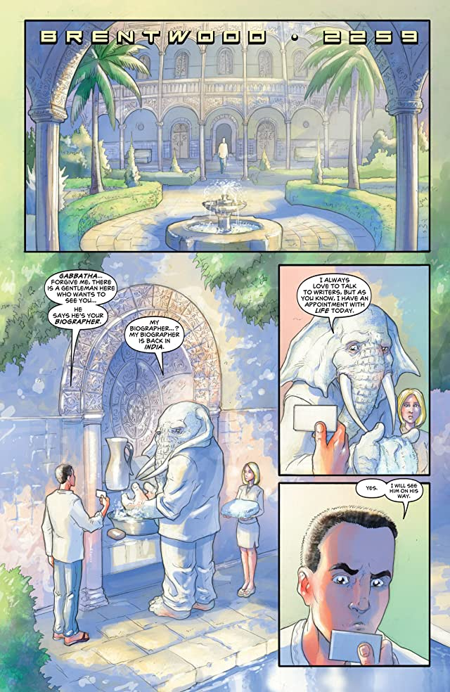 click for super-sized previews of Elephantmen #48