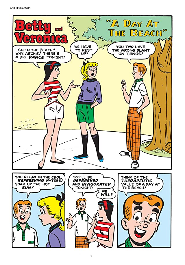 Betty & Veronica: Summer Fun