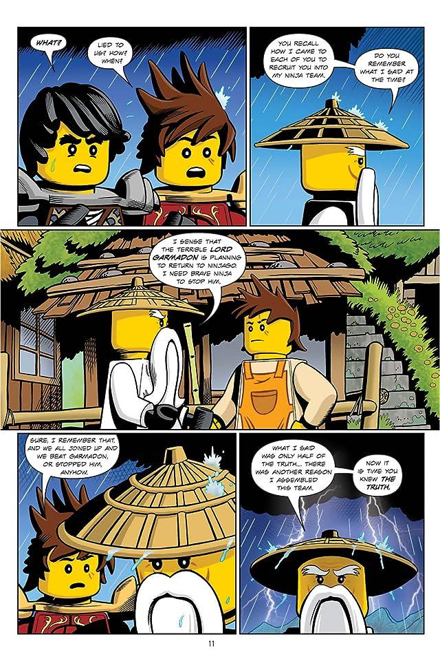 click for super-sized previews of Ninjago Vol. 7: Stone Cold