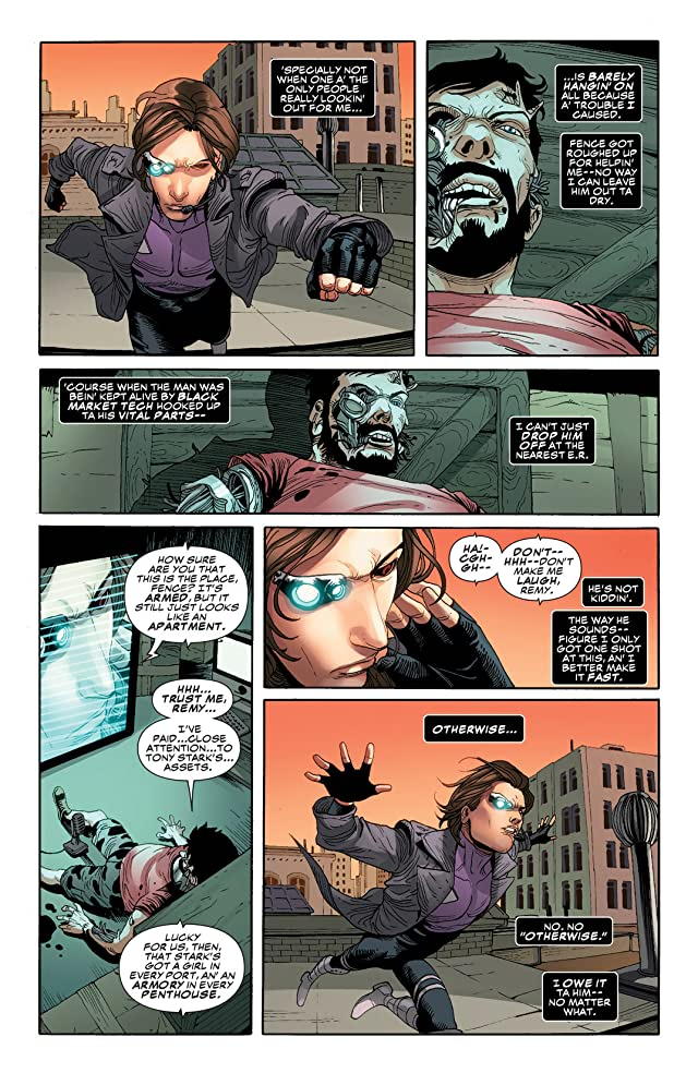 click for super-sized previews of Gambit (2012-2013) #13