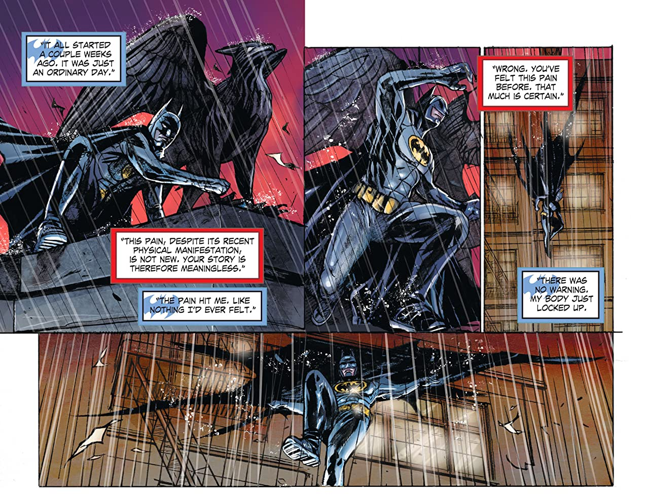 Legends of the Dark Knight (2012-) #51