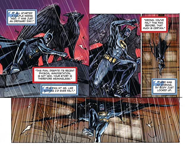 Legends of the Dark Knight (2012-) #51