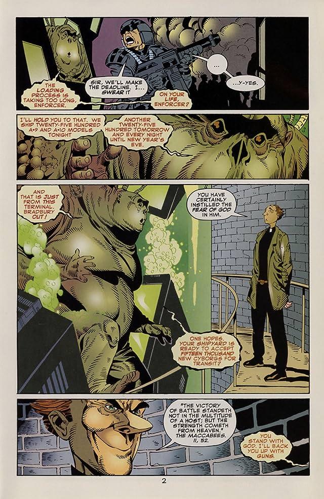 The Man Called A-X Vol. 2 #6